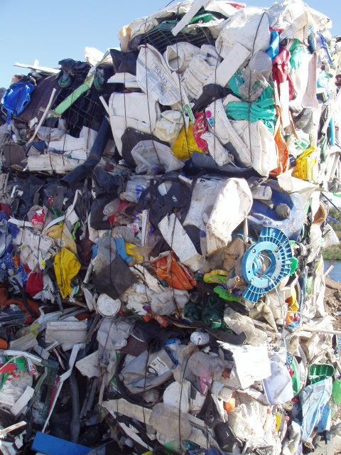 Mixed Plastics Recycling Recplas